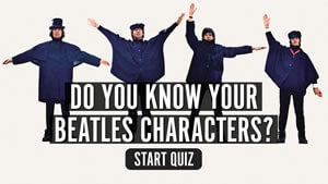 The Beatles Characters uQuiz
