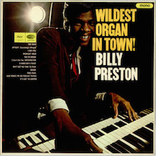 Billy Preston Udiscover