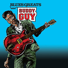 Blues Greats - Buddy Guy.