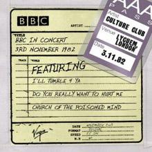 BBC In Concert