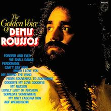 Golden Voice Of Demis Roussos