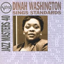 Jazz Masters 40: Dinah Washington Sings Standards