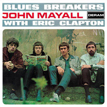 Bluesbreakers With Eric Clapton