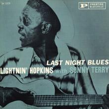 Last Night Blues