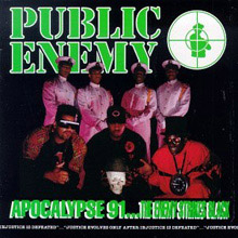 Apocolypse '91...The Enemy Strikes Black