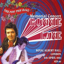 Ronnie Lane Memorial Concert