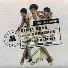 Supreme Rarities: Motown Lost & Found
