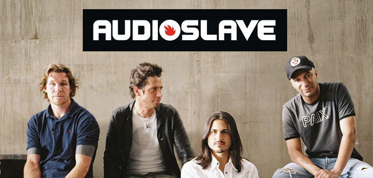 Latest news about AUDIOSLAVE