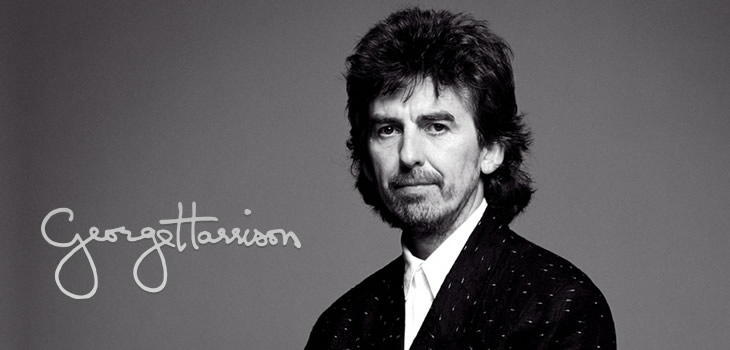 George Harrison The Quiet One Let His Music Do Talking