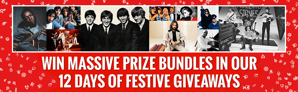 uDiscover Festive Giveaways