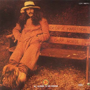 George Harrison Dark Horse Behind The Albums
