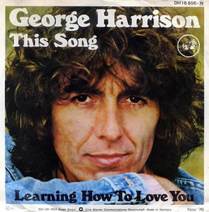 George Harrison Thirty Three Amp 1 3 Behind The Albums