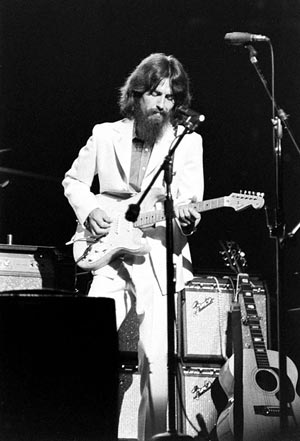George Harrison The Concert For Bangladesh Behind The