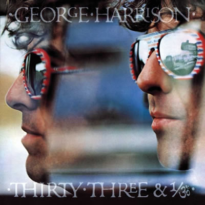 George Harrison - Thrity Three And 1/3