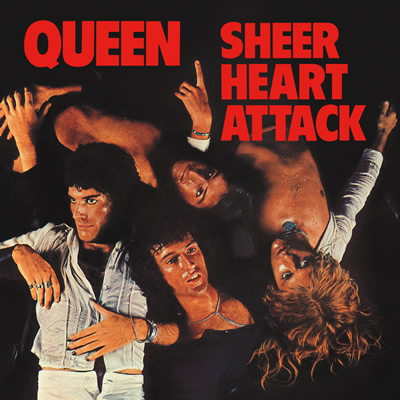 Queen - Sheet Heart Attack