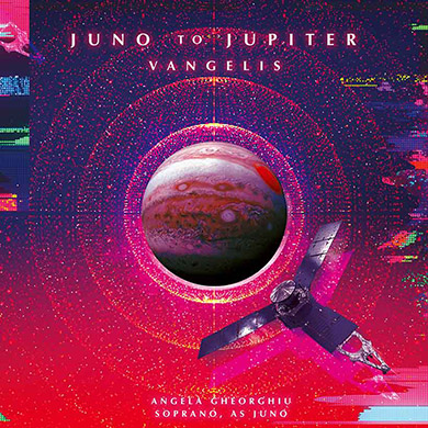 Vangelis - Juno to Jupiter