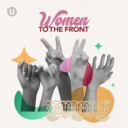 Women To The Front playlist