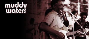 Muddy Waters Artist Page