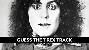 Guess The T.Rex Track Quiz