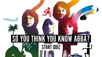 The Abba Quiz