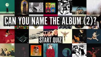 Album Covers 2 Quiz