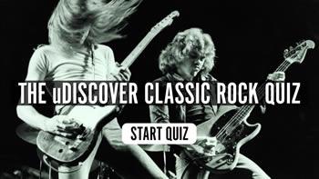 The uDiscover Classic Rock Quiz