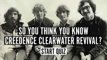 The Creedence Clearwater Revival Quiz