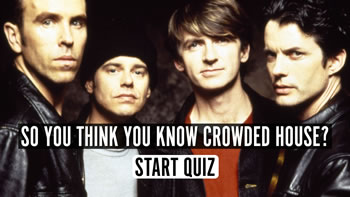 The Crowded House Quiz