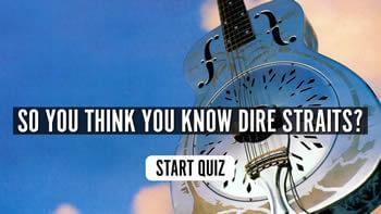 The Dire Straits Quiz