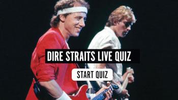 The Dire Straits Live! Quiz