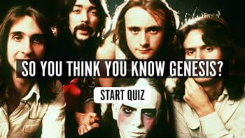 The Genesis Quiz