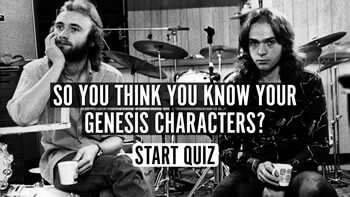 The Genesis Characters Quiz