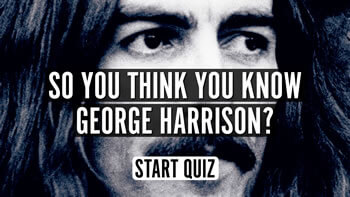 The George Harrison Quiz