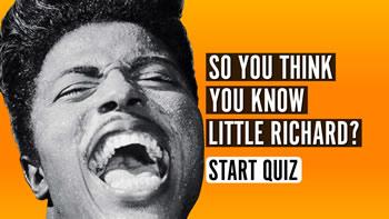 The Little Richard Quiz