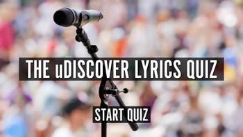 The uDiscover Lyrics Quiz