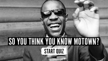 The uDiscover Motown Quiz
