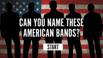 American Bands Quiz