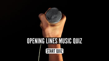 Opening Lines 1 Quiz