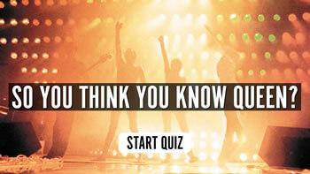 The Queen Quiz