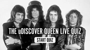 The Queen Live! Quiz