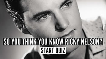 The Ricky Nelson Quiz