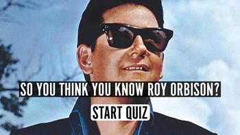The Roy Orbison Quiz