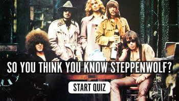 The Steppenwolf Quiz