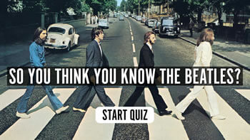 The uDiscover Beatles Quiz