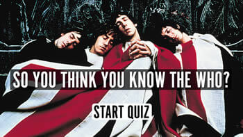 The Who Quiz