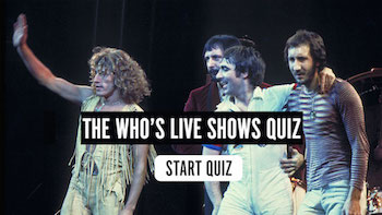 The Who Live! Quiz