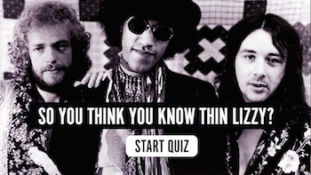 The Thin Lizzy Quiz