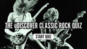 The uDiscover Classic Rock uQuiz