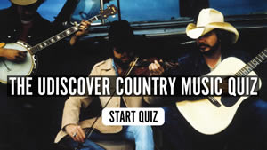 The uDiscover Country Music uQuiz