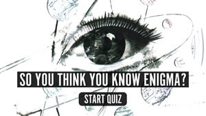 The uDiscover Enigma Quiz